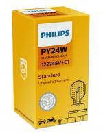 PY24WSV+ 12V 24W PGU20/4 SilverVision Plus 1st. ...