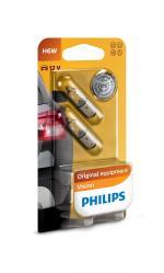H6W 12V 6W Premium/Vision 2st. Philips