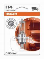 H4 24V 75/70W P43t Original Einzelblister OSRAM
