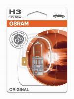 H3 12V 55W PK22s 1st. Blister OSRAM