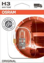 H3 24V 70W PK22s Original  Einzelblister OSRAM