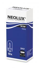 W3W 24V 3W  W2,1x9,5d 1st. NEOLUX