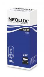 W5W 24V 5W  W2,1x9,5d 1st. NEOLUX