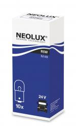 R5W 24V 5W BA15s 1st. NEOLUX