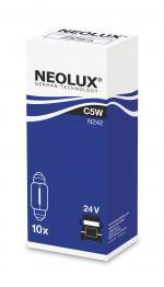 C5W 24V 5W  SV8,5-8 soffitte 1st. NEOLUX