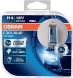 H4 12V 60/55W P43t Cool Blue INTENSE 2st. OSRAM