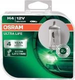 H4 12V 60/55W P43t ULTRA LIFE Extra Lifetime 2St. ...