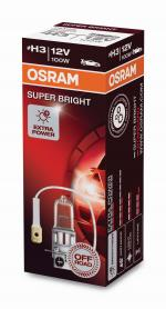 H3 12V 100W - SUPER BRIGHT PREMIUM OFF ROAD OSRAM