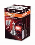 H7 12V 55W PX26D NIGHT BREAKER® SILVER +100% 1 ...