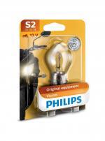 S2 12V 35/35W BA20d BW Philips