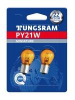 PY21W 12V 21W BAU15s (gelb) Standard 2St. Blister ...