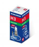 H3 24V 100W Pk22s Original range 1St Tungsram
