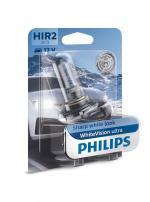 HIR2 12V 55W PX22d WhiteVision Ultra 1St. Philips