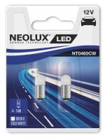 LED (T4W) 12V 0,5W BA9s Cold White Blister 2st. ...
